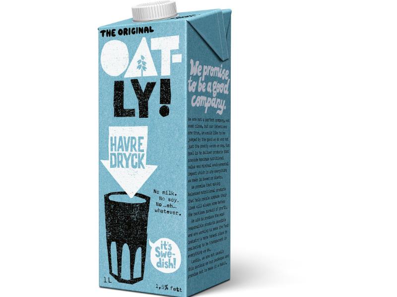 The Original Oatly Havredryck